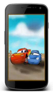 Cars 3 Coloring Pages screenshot 2
