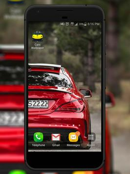 Cars Wallpaper screenshot 1
