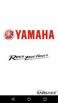 SNC Yamaha poster
