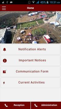 School App screenshot 1