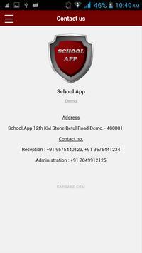 School App screenshot 4