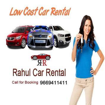 Rahul Car Rental poster