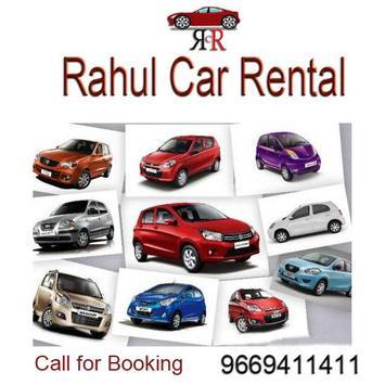 Rahul Car Rental apk screenshot