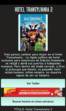 Cartelera de Cine Argentino screenshot 1