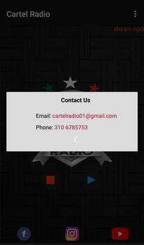 The Cartel Radio screenshot 4