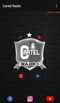 The Cartel Radio poster