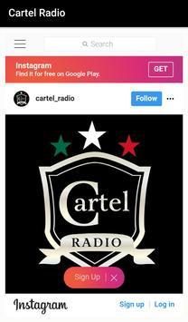 The Cartel Radio screenshot 1
