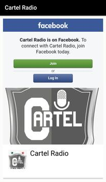 The Cartel Radio screenshot 2