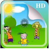 Edd Cartoon GIFs icon