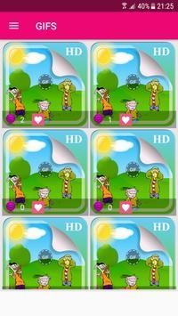 Edd Cartoon GIFs apk screenshot