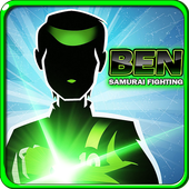 Ben Samurai - Ultimate Alien icon