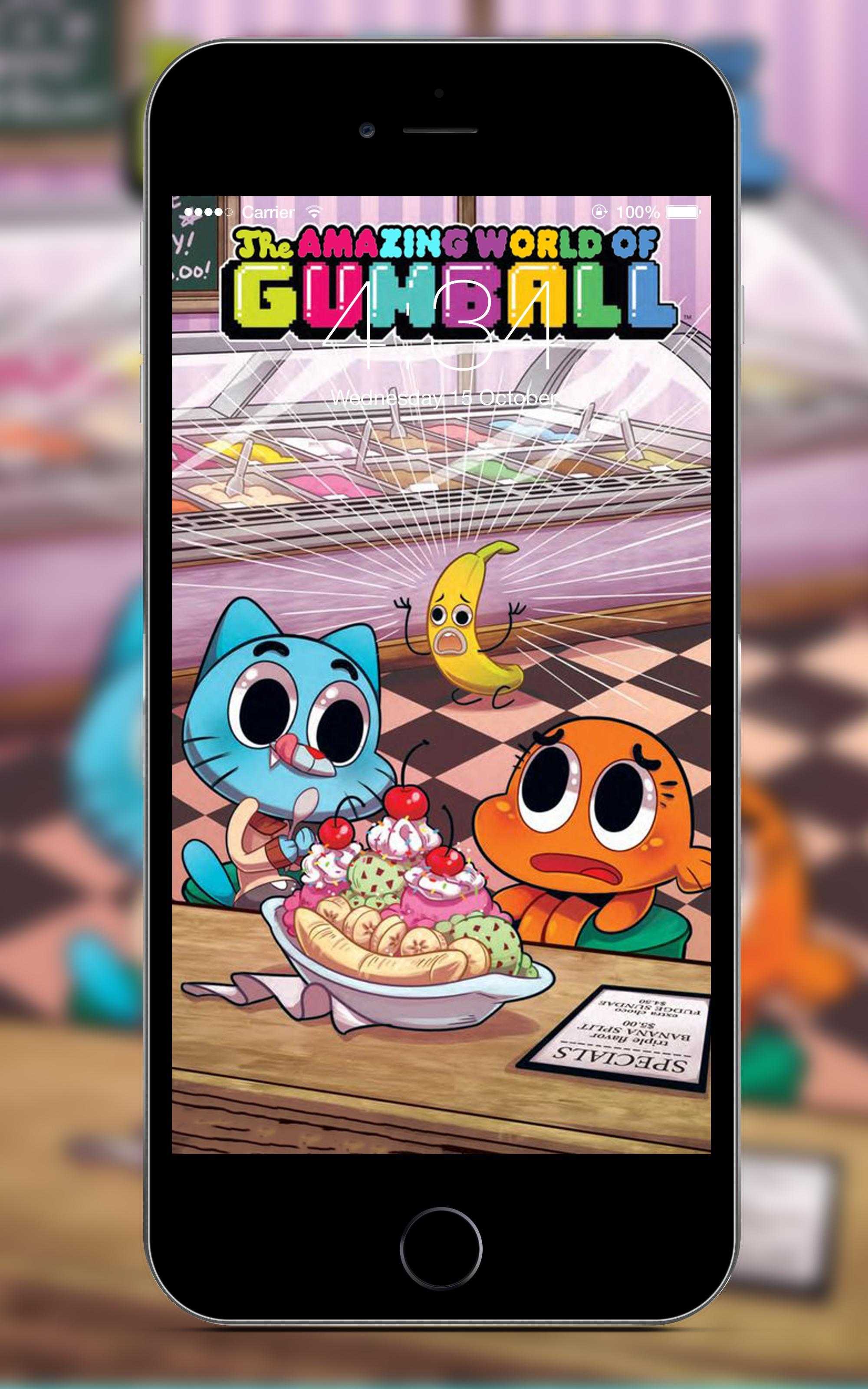 Gumball Wallpaper For Android Apk Download