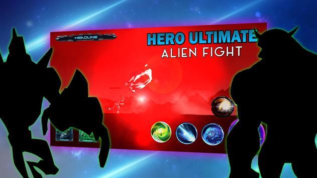 Alien Ultimate Force Bendy Hero Fight 10x apk screenshot