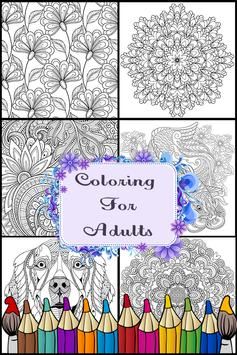 Coloring Book For Adults screenshot 8