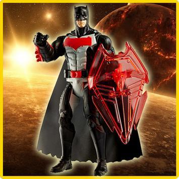 Bat:Man Toys Hero poster