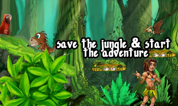 Jungle Castle Boy apk screenshot