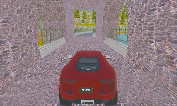 Valley Car Racing 2017 apk screenshot