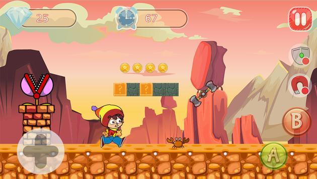 لعبة حميدو وعزوز المغامرين apk screenshot