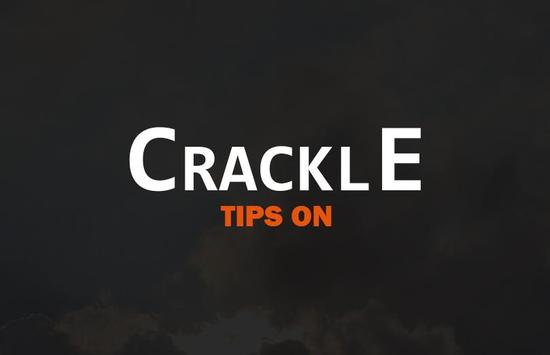 Free Crackle-TV Movies Tips poster