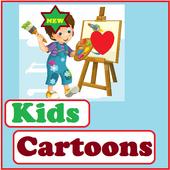 Cartoons icon