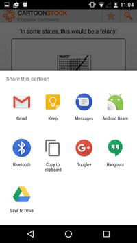 CartoonStock Search and Share apk screenshot