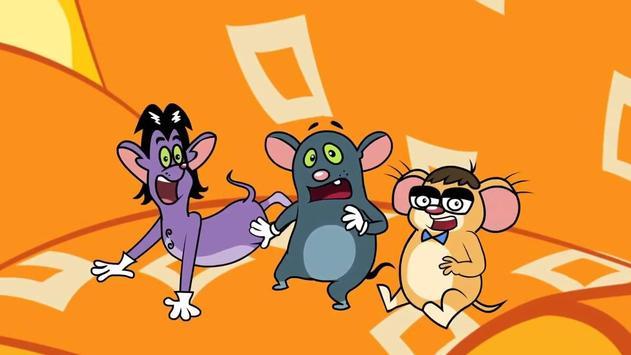 كرتون الفئران الظريفة من دون نت screenshot 4