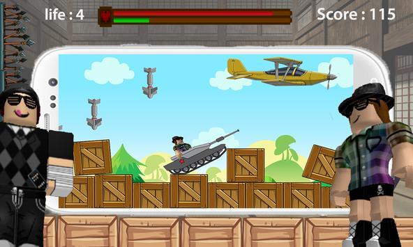 Commando Roblox -Free Robux apk screenshot