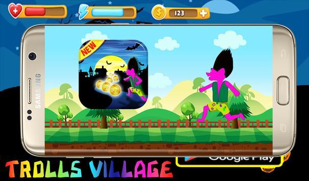 Troll Village poster