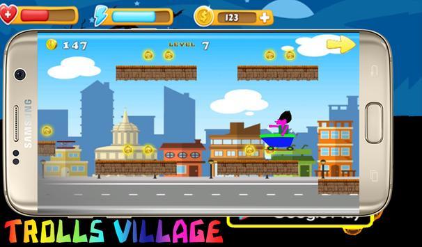 Troll Village apk screenshot