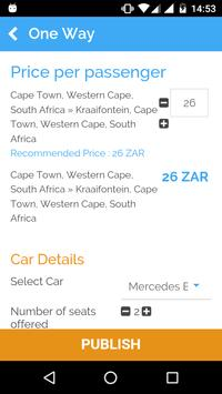 CarTrip apk screenshot