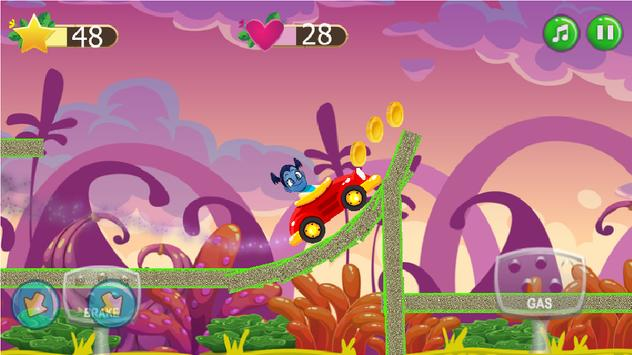 Vampirn Car Racing screenshot 1