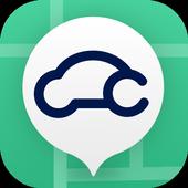 کاروانرو - اپلیکیشن کاربردی اشتراک سفر icon