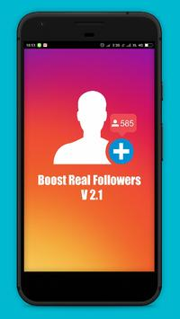 Get Insta Followers Advice poster