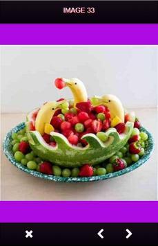 Carving fruit ideas apk screenshot