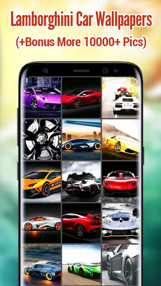 Car Wallpapers For Lamborghini For Android Apk Download