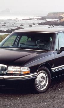 Themes Buick Park Avenue poster