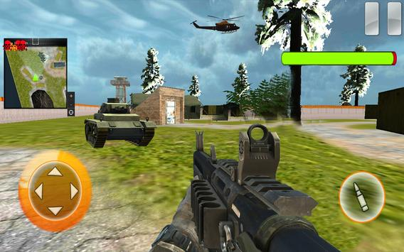 City Commando Action Fury apk screenshot