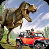 Dino Shooting Jungle Adventure icon