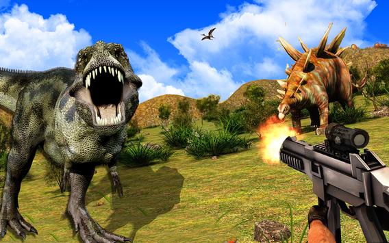 Dino Shooting Jungle Adventure apk screenshot
