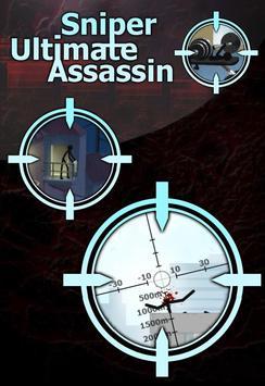 Sniper Ultimate Assassin poster