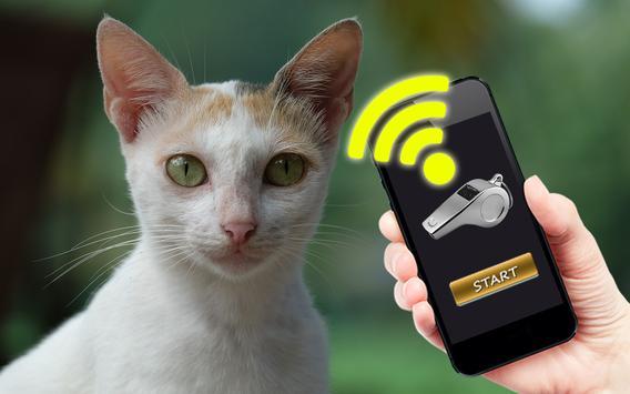 Cat Whistle Sound, Anti Cat & Cat Trainer screenshot 3