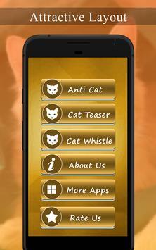 Cat Whistle Sound, Anti Cat & Cat Trainer screenshot 5