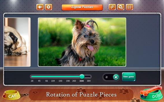 Cats and Dogs Jigsaw Puzzles screenshot 17
