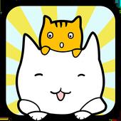 Cat Match Three Puzzle icon
