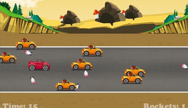 Adventures cat and jerry racing game apk screenshot