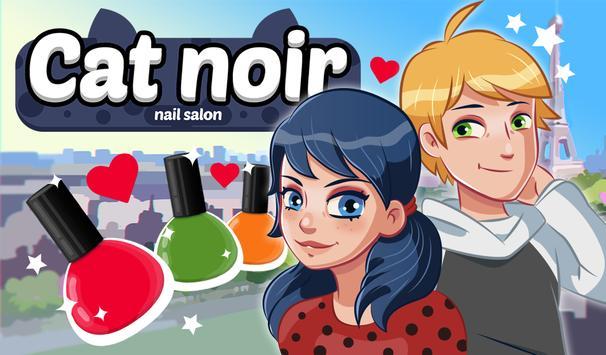 Nail salon cat noir screenshot 6