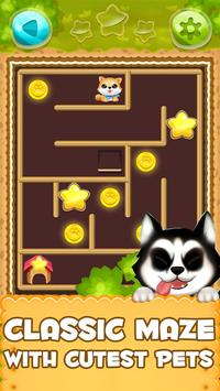 Pet Maze screenshot 14