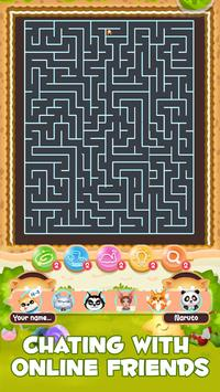 Pet Maze screenshot 2