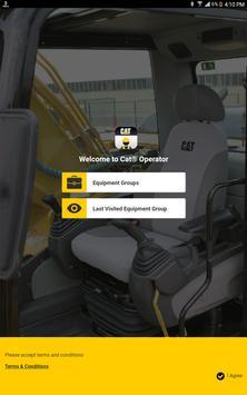 Cat® Operator apk screenshot