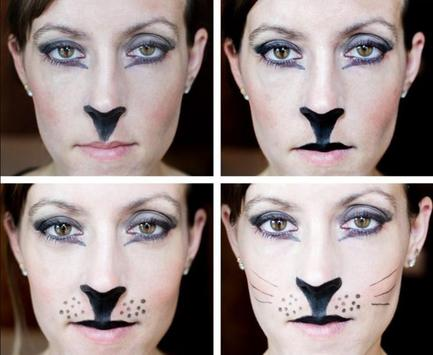 Cat Makeup Tutorial screenshot 1